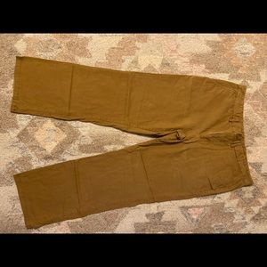 Men's Old Navy Ultimate Loose fit Khaki's 38x34